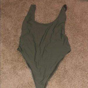 Aerie one piece bathing suit